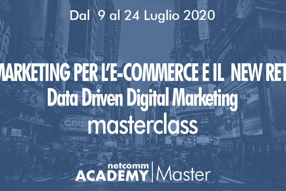 Data Driven Digital Marketing – 4^ Edizione