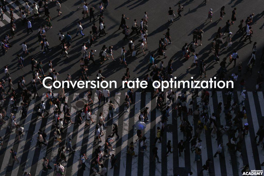 Conversion rate optimization webinar 2019