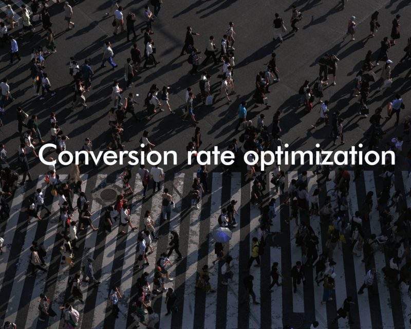 Conversion Rate Optimization: strategia, metodi e scenari futuri | Mar 26 Nov 2019