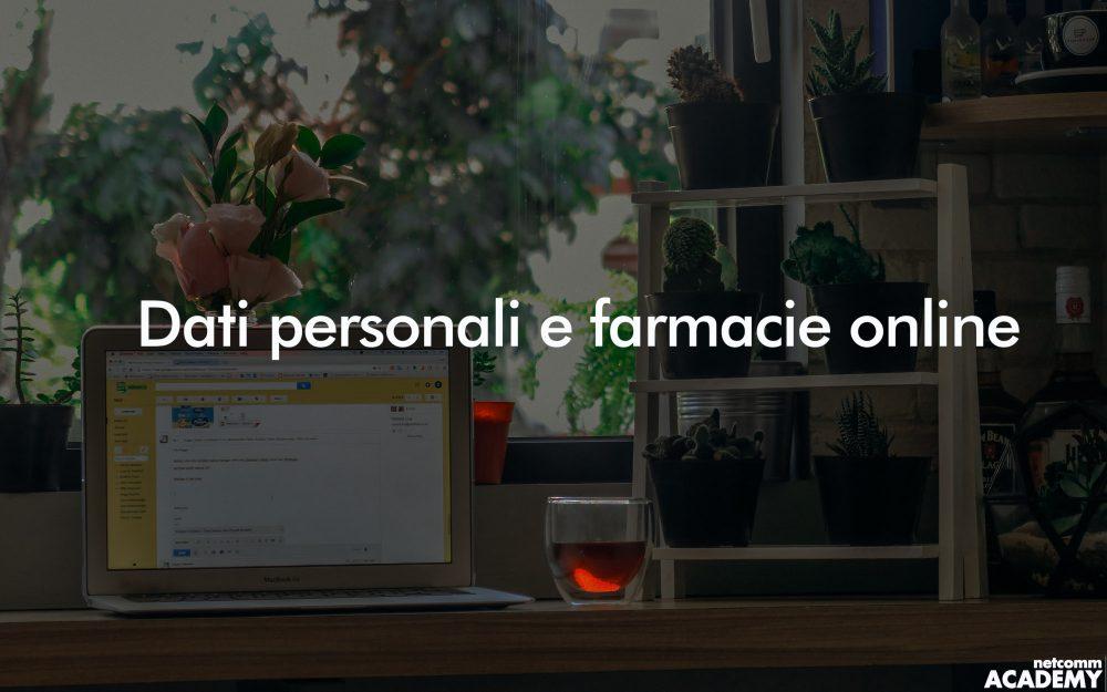 Dati personali e farmacie online webinar 2019