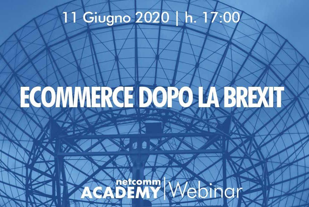 E-commerce dopo la Brexit | Mer 11 Giu 2020