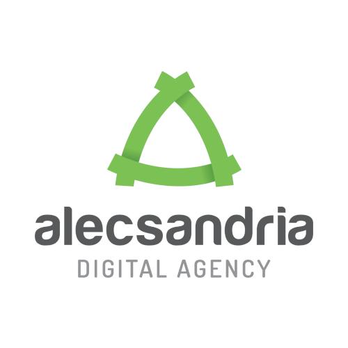 logo alecsandria comunicazione
